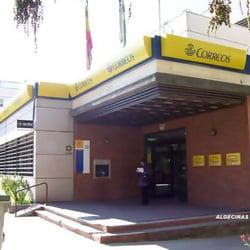 Sociedad estatal correos y telegrafos oficinas de for Telefono oficina de correos