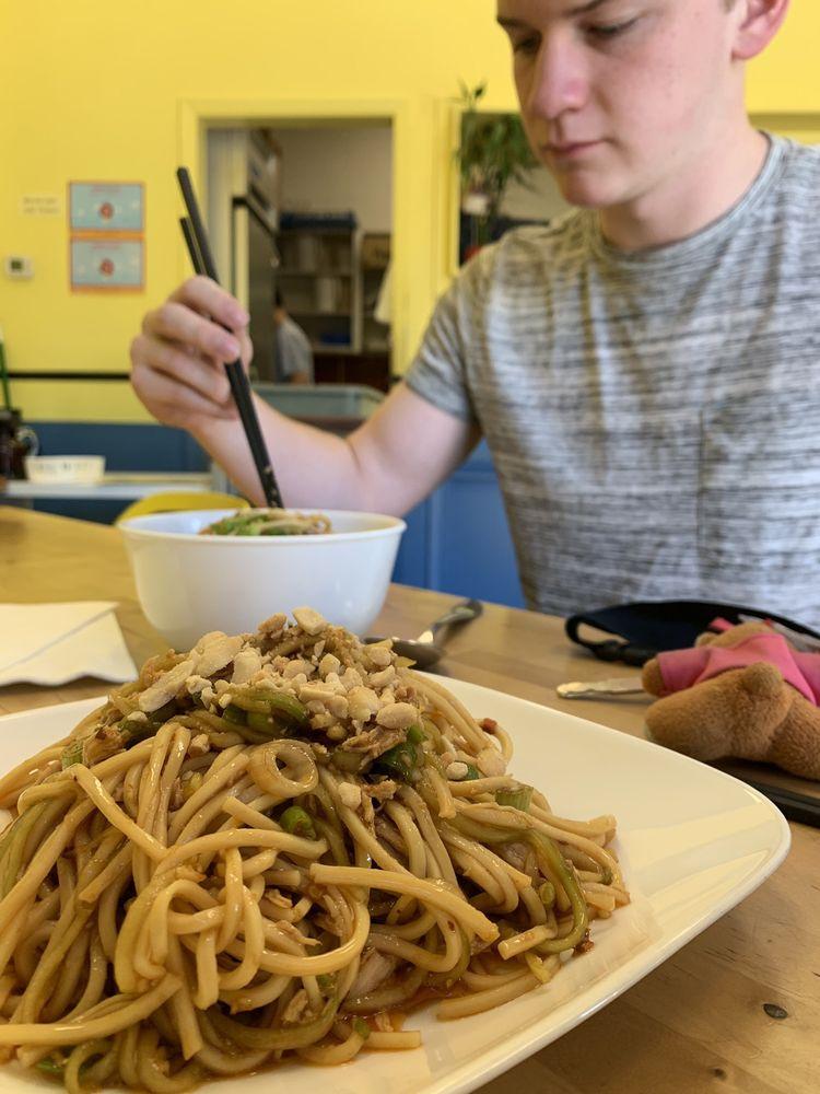 Food from Tian Fu DIY Hotpot