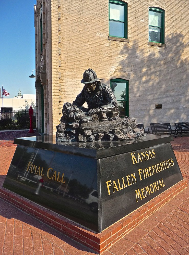 Kansas Firefighters Museum: 1300 S Broadway St, Wichita, KS