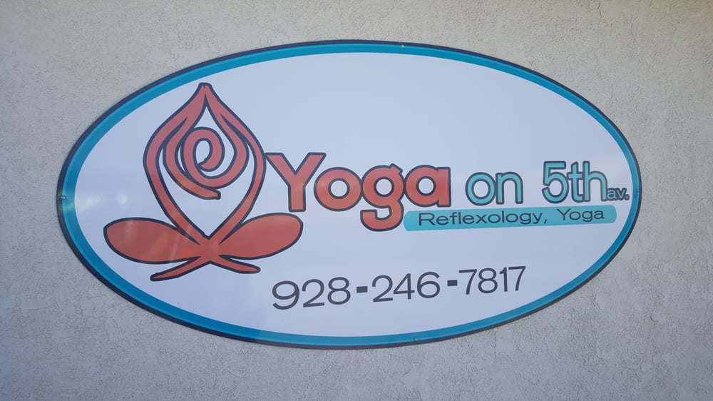 Yoga on 5th: 840 S 5th Ave, Yuma, AZ