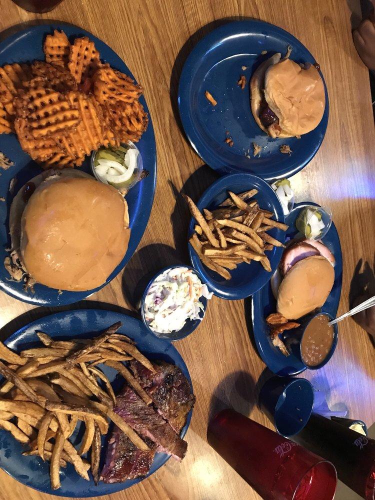 Rafter J BBQ & Cajun Eats: 507 SW Access, Iowa Park, TX