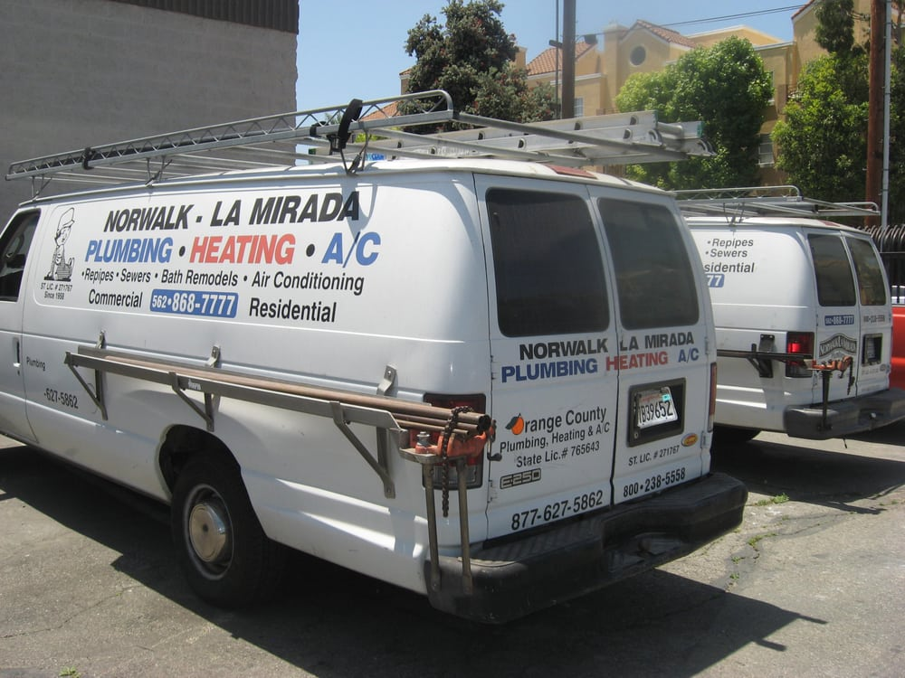 Norwalk La Mirada Plumbing Heating Amp Air Conditioning 19