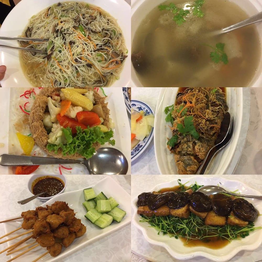 Greenland Vegetarian Restaurant Singapore