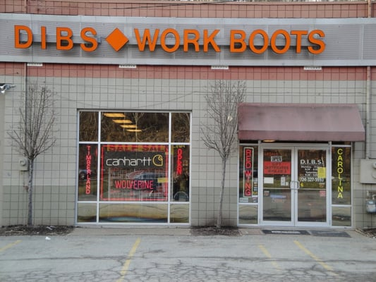 Dibs Work Boots - Shoe Stores - 2051 Golden Mile Hwy, Pittsburgh ...