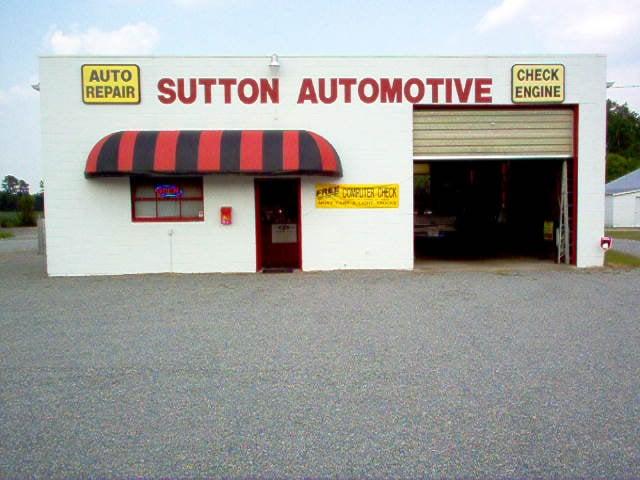 Sutton Automotive: 3989 McLain St, Goldsboro, NC