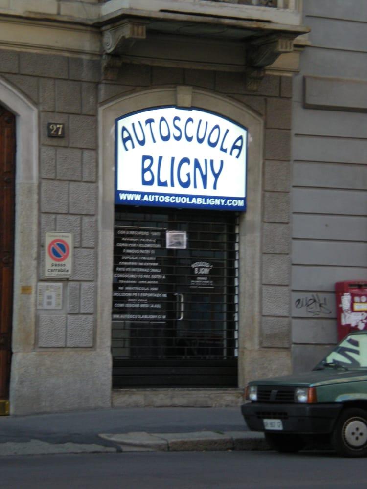 Autoscuola bligny scuole guida viale bligny 27 porta - Autoscuola porta romana milano ...