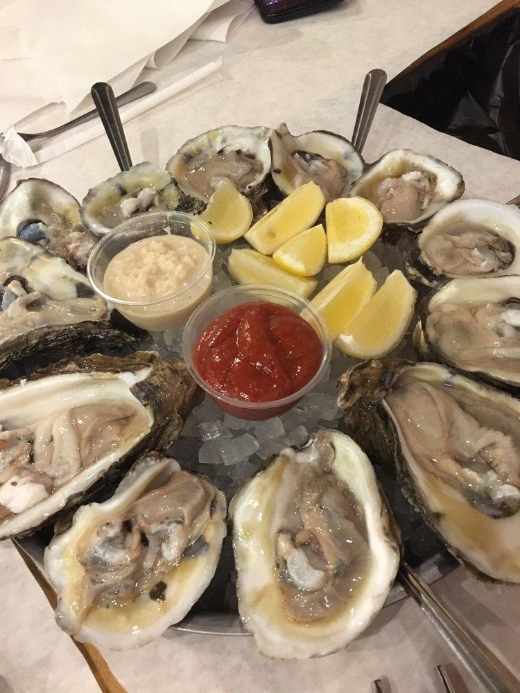 Photo Of Blazin Cajun Seafood Restaurant Duluth Ga United States Raw Oysters