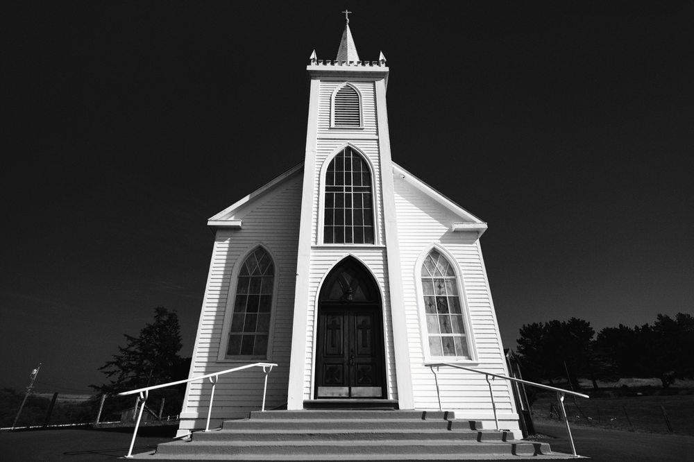St. Teresa of Avila Church: 17242 Bodega Hwy, Bodega, CA