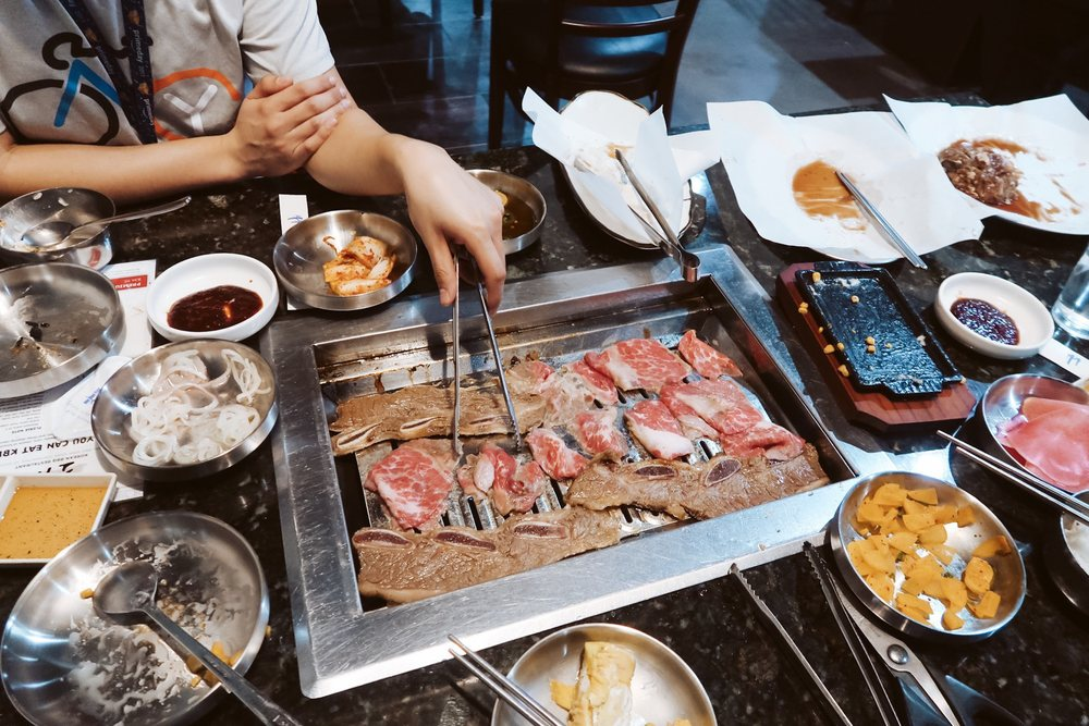 Choga Korean Restaurant: 6920 W 105th St, Overland Park, KS