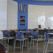 Customer Lounge Photo Of Jerry Damson Honda   Huntsville, AL, United States.