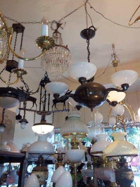 antiken lampen beleuchtung gervinusstr 15 charlottenburg berlin deutschland. Black Bedroom Furniture Sets. Home Design Ideas