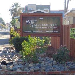 Photo Of West Sacramento Mobile Home RV Park