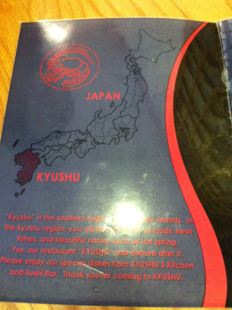 Kyushu Japanese Restaurant Virginia Beach