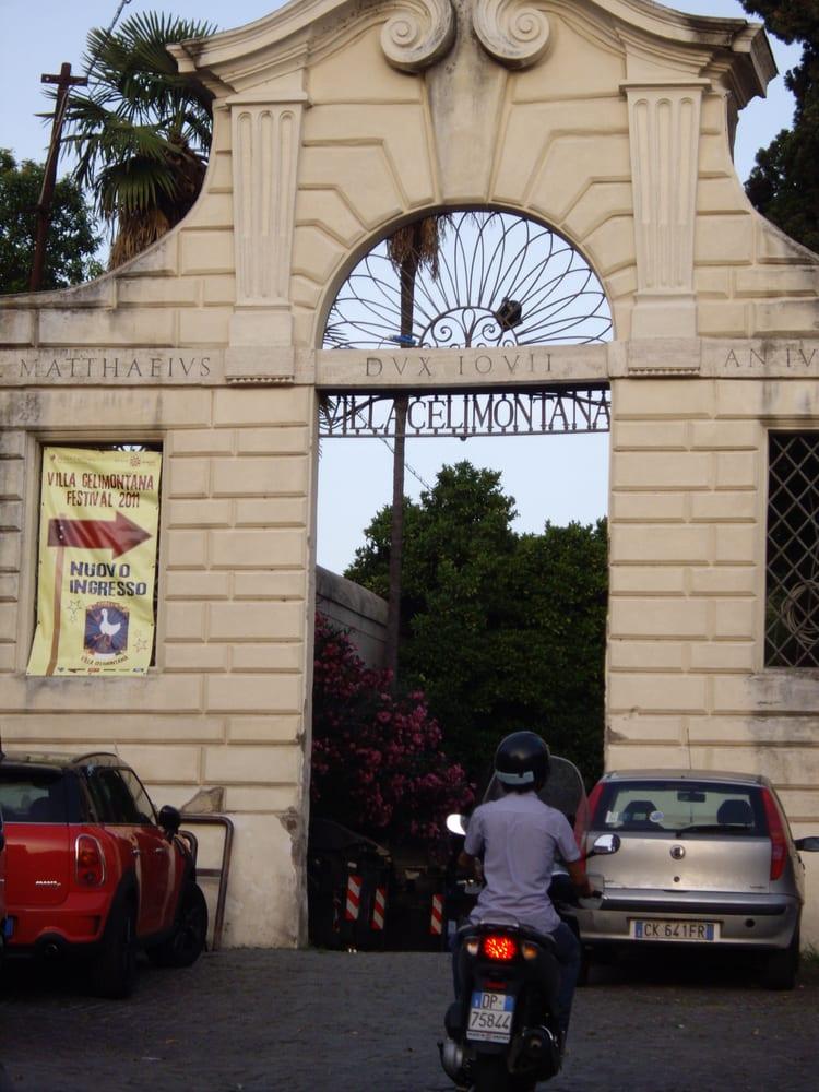 Villa Celimontana Circus