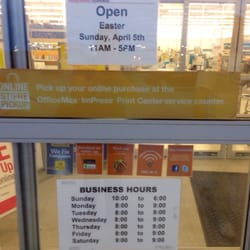 Photo Of Officemax   Killeen, TX, United States. Hours