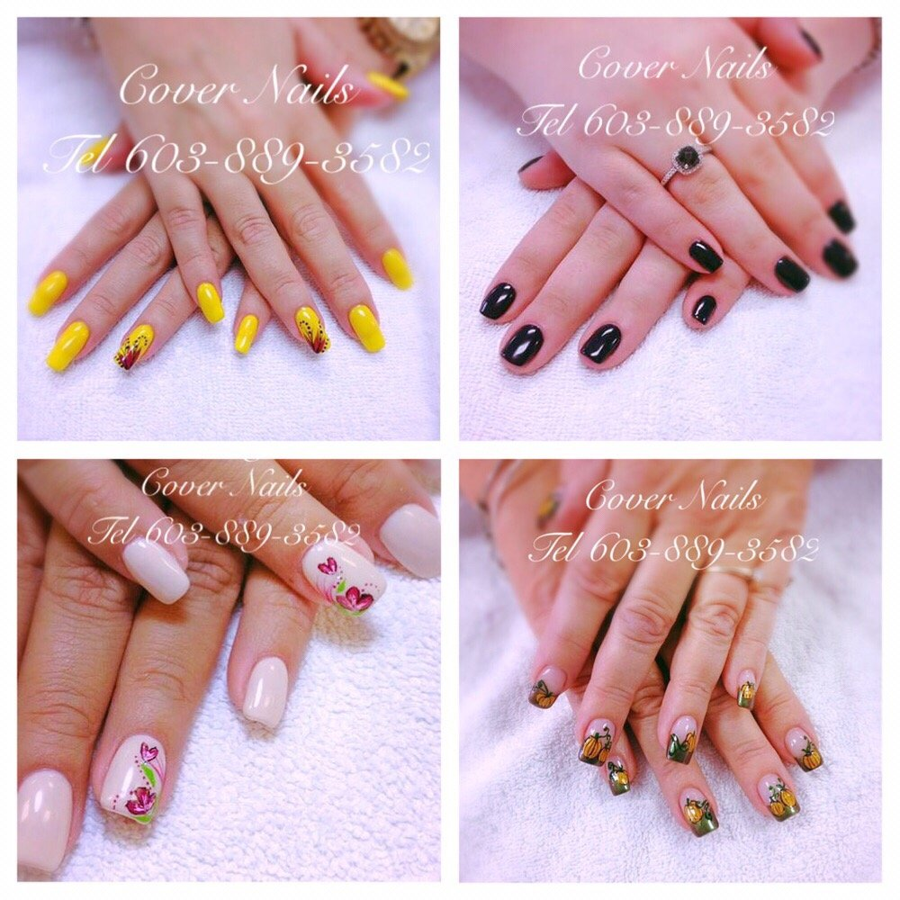 Cover Nails: 2 Cellu Dr, Nashua, NH