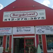 Wonderful Bargain Land USA