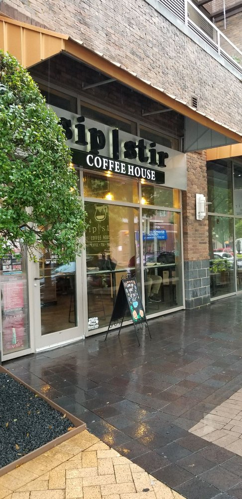 Social Spots from Sip Stir Coffee House