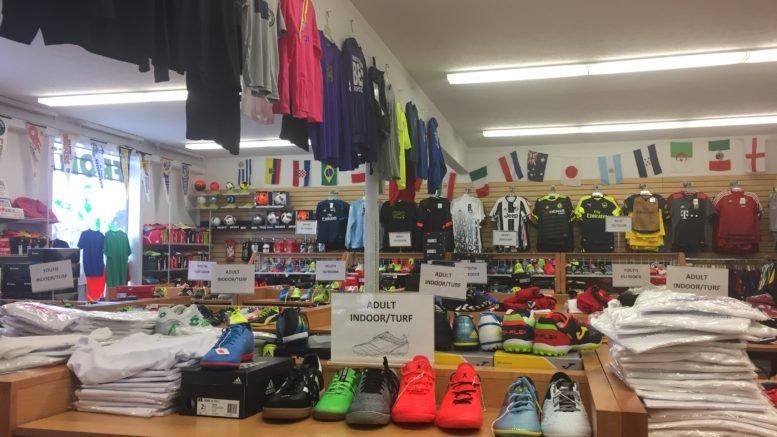 Frontline Soccer Shop