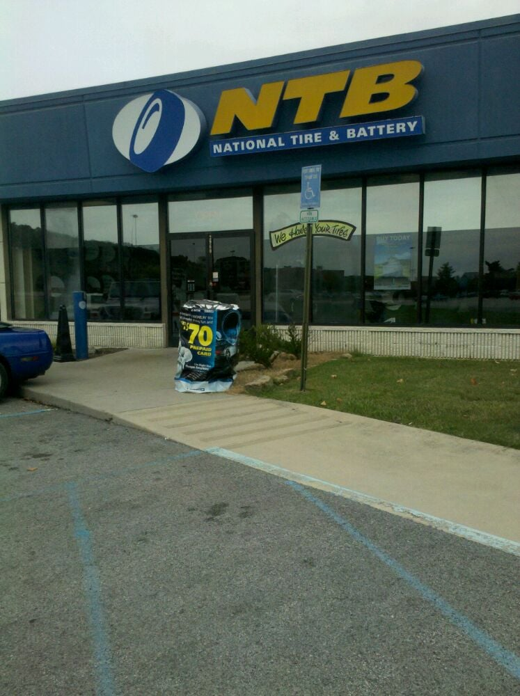 Ntb National Tire Battery Closed Tires 2960 Knoxville Center