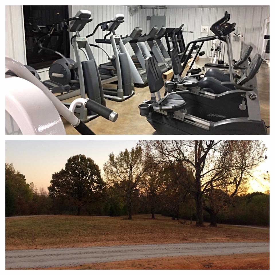 Hudson's Gym: 115 Dyer Hwy W, Dyer, AR