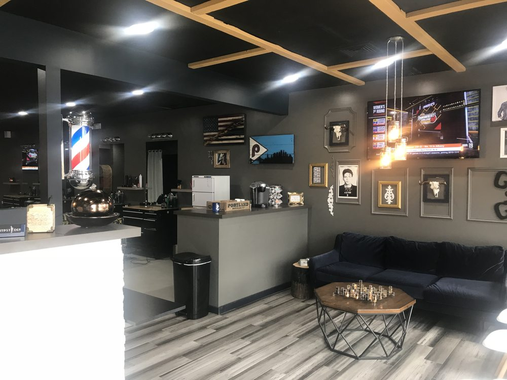 Gypsy Den Barber Lounge: 2442 Rt-38, Cherry Hill, NJ