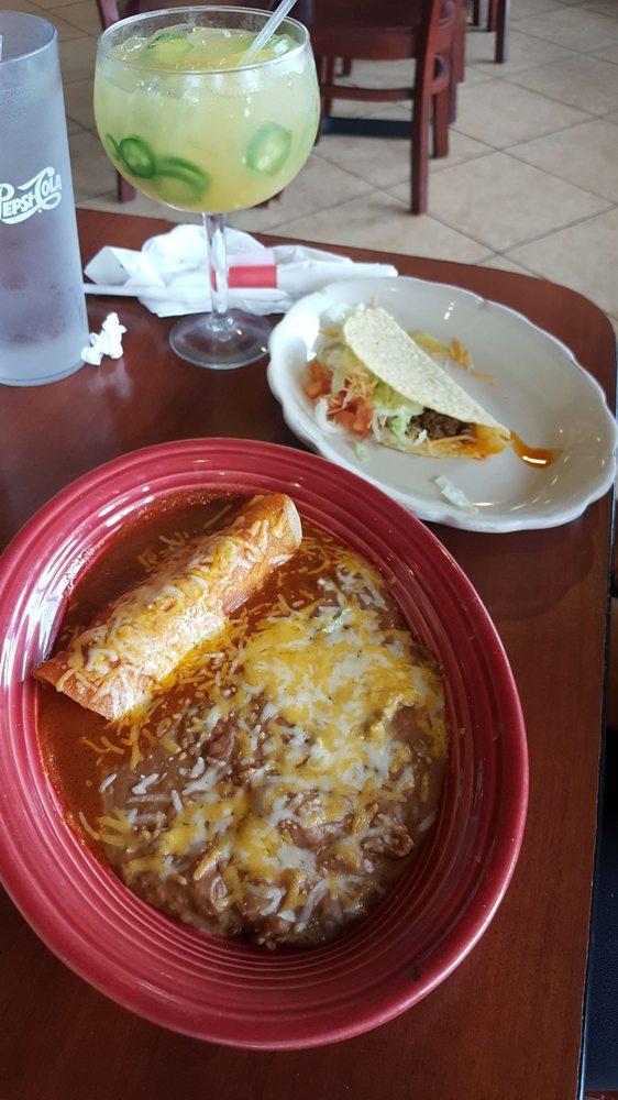 Food from El Monterrey