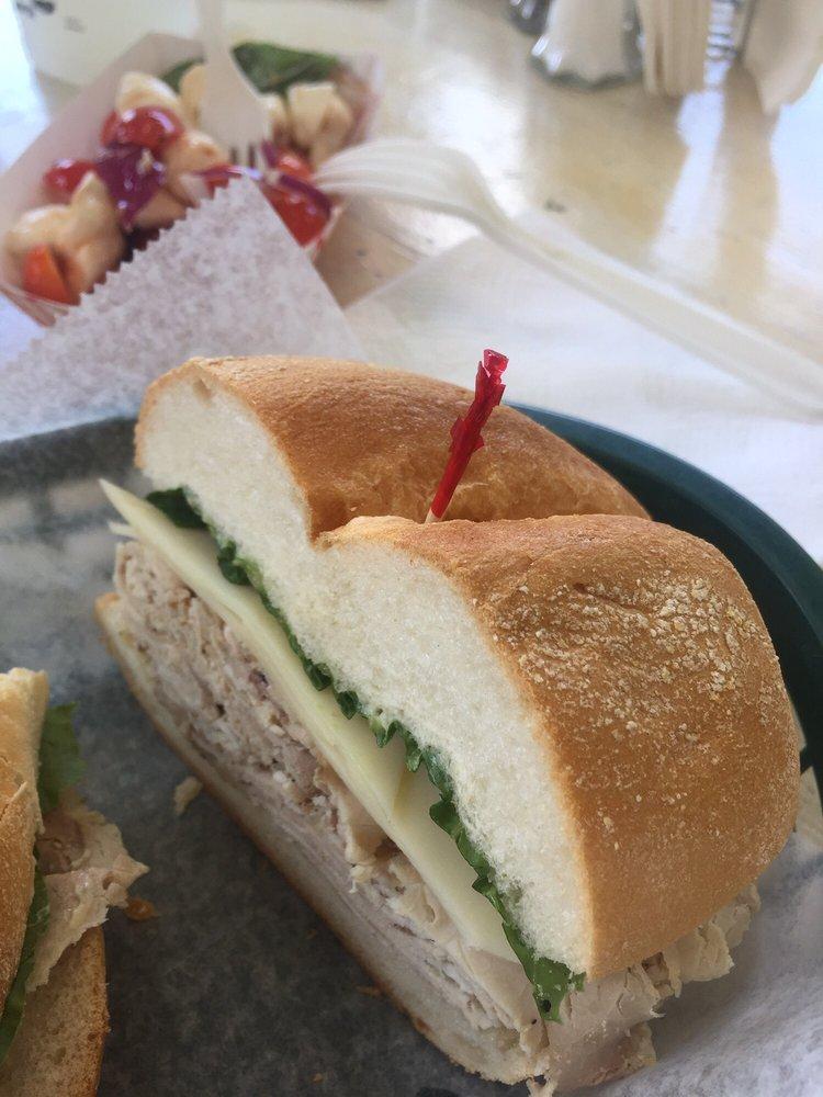 Food from Brennan's Delicatessen