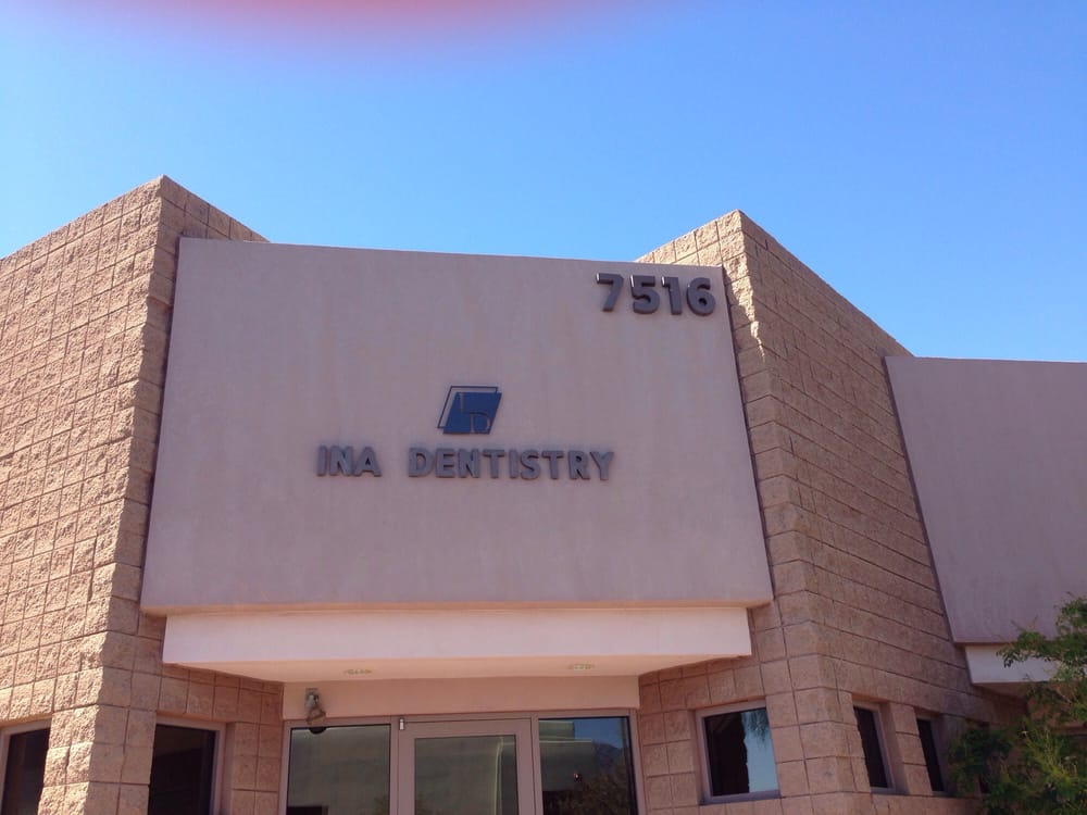 Ina Dentistry: 7516 N La Cholla Blvd, Tucson, AZ