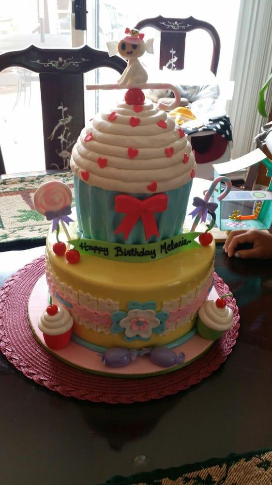 Tokidoki Mommy Birthday Cake Yelp