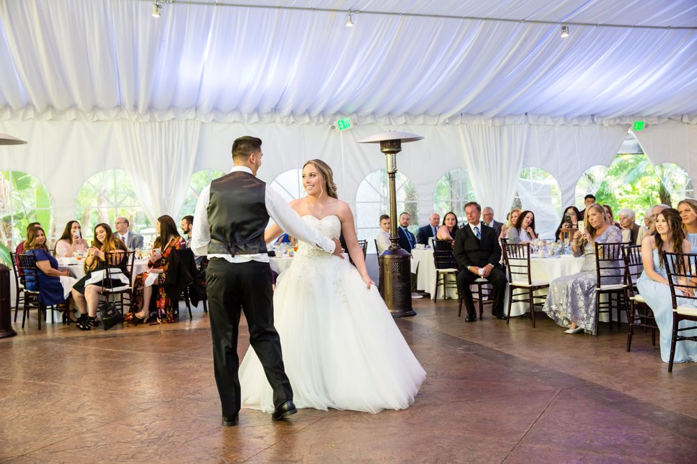 Orange County Wedding Dance Studios