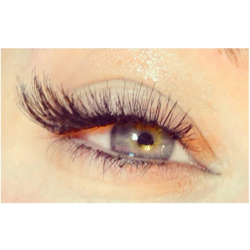 Glamorous Set Of Flare Lashes With Cat Eye Look Yelp