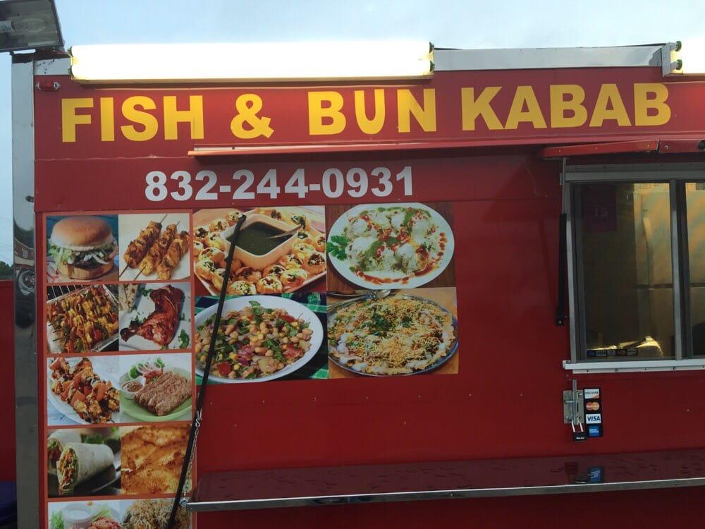 Great pakistanese food truck try bbq platter plenty of for Plenty of fish houston