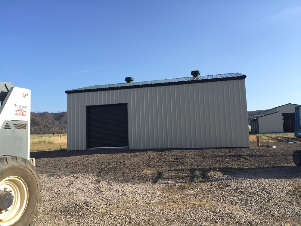 NorCal Steel Buildings: 11720 Dori Ct, Marysville, CA