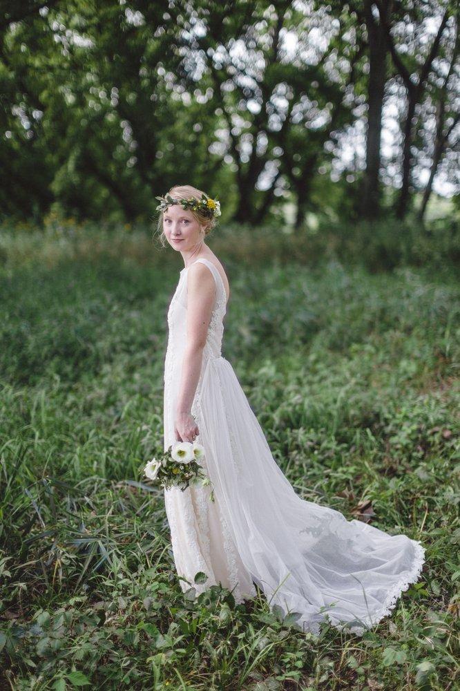 Andrea S Vintage Bridal 66