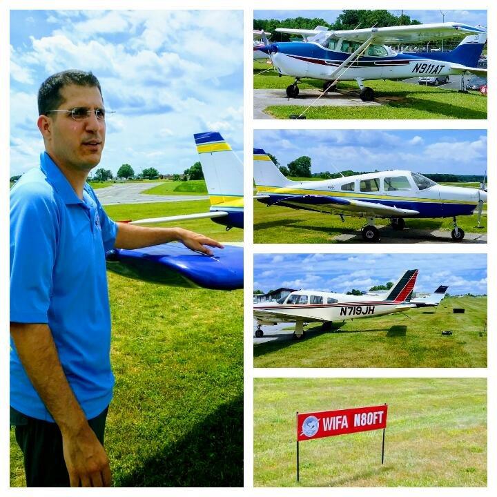 Washington International Flight Academy: 7940 Airpark Rd, Gaithersburg, MD