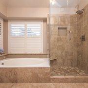 William French Home Improvements Photos Flooring - Bathroom remodel flower mound tx