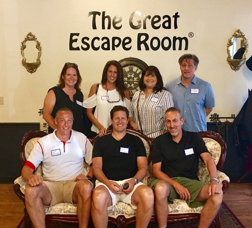 The Great Escape Room: 11651 Central Pkwy, Jacksonville, FL