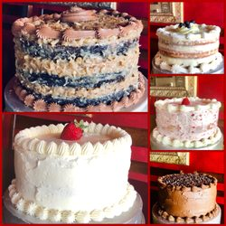 Cake And Cork Custom Cakes By Kitchen