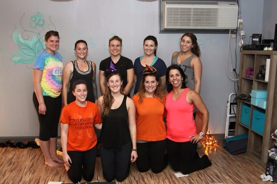 Home Yoga & Barre: 5 Luzerne Ave, West Pittston, PA