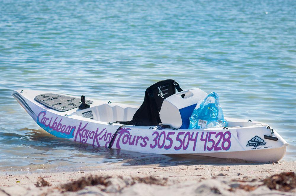 Caribbean Kayaking Tours: 6350 Overseas Hwy, Marathon, FL
