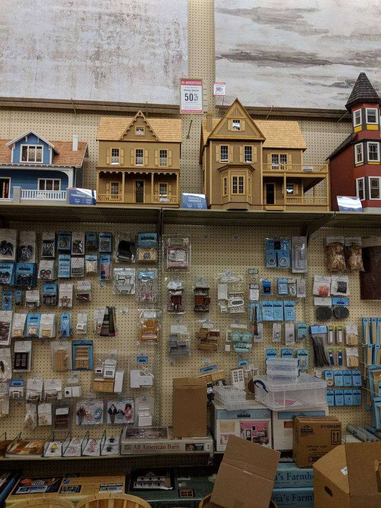 Dollhouses And Miniature Things Yelp