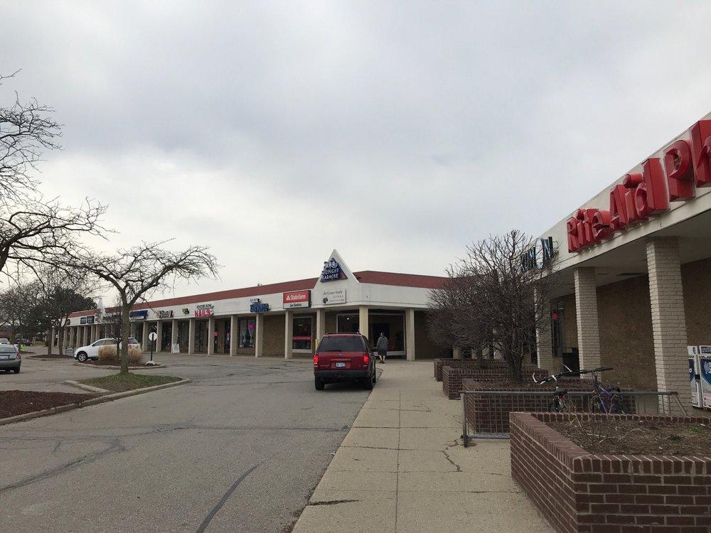 Plymouth Road Mall: 2733 Plymouth Rd, Ann Arbor, MI