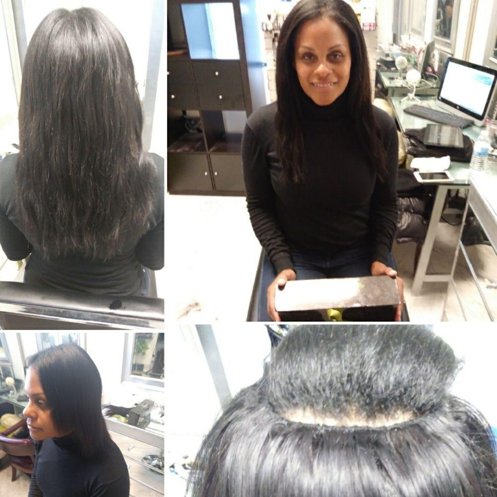 350 Promo For Micro Link Hair Free Bundle Of Virgin Hair
