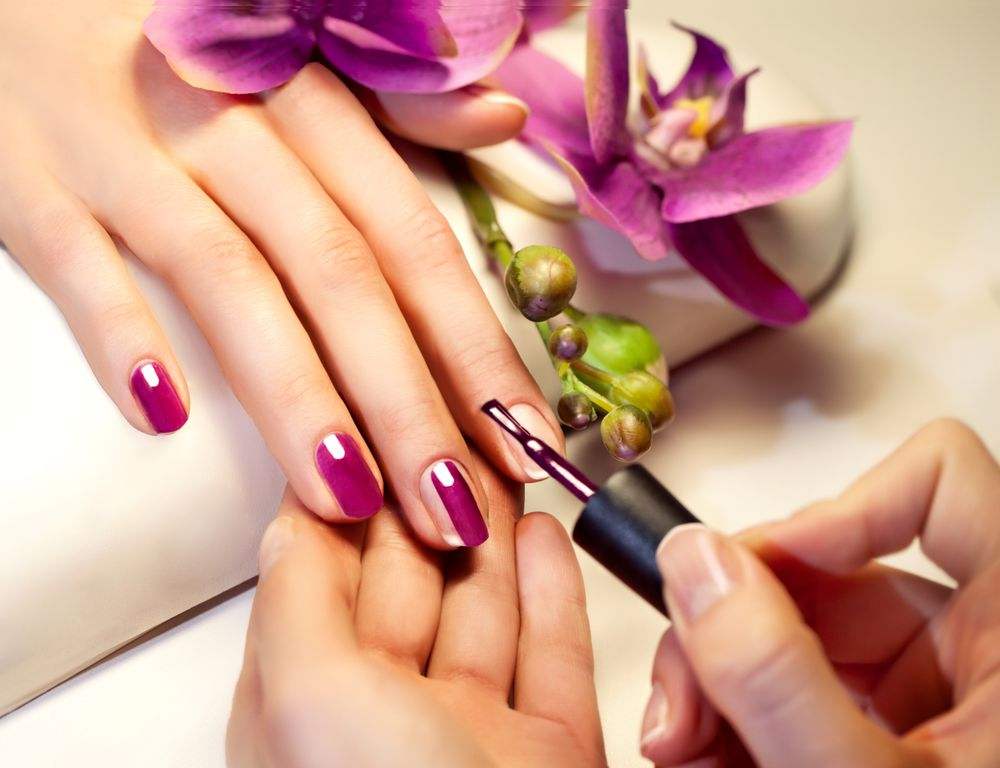 Lucky Nails & Spa: 831 Hwy 12 W, Starkville, MS