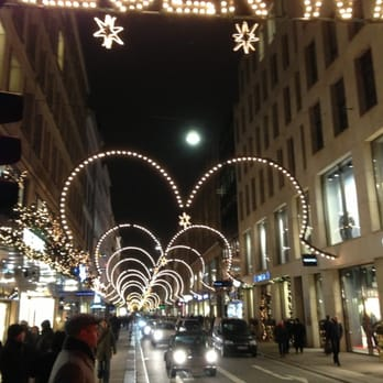 Neuer Wall Weihnachtsbeleuchtung.Einkaufsstraße Neuer Wall 40 Billeder Lokale Perler Neuer Wall