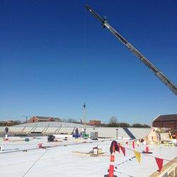 Photo Of Turner Roofing   Abilene, TX, United States. Commercial TPO On  Abilene ...