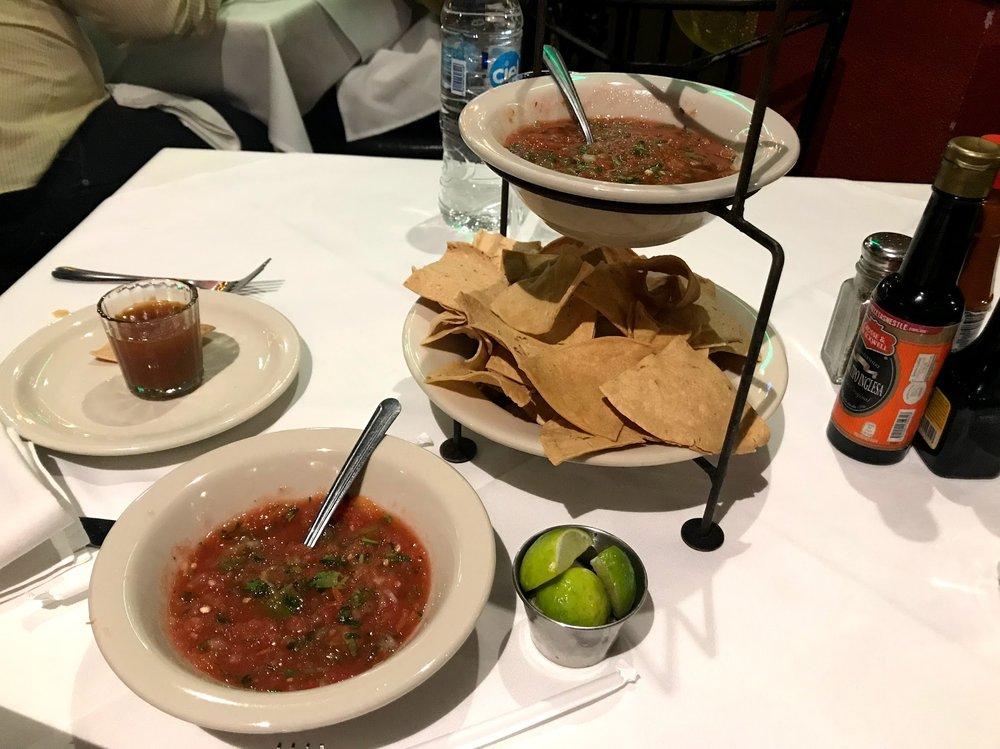 Salsa - amazing. - Yelp