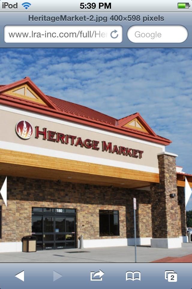 Heritage Market: 180 S Elm Ave, Eaton, CO