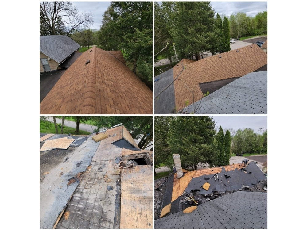 Absolute Roofing: 2056 Meagans Way, Twin Lakes, WI